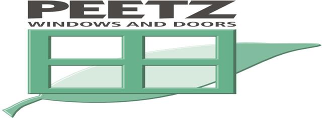 peetz windows and doors logo
